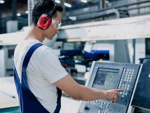 CNC gépkezelő